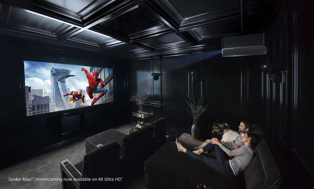 The All-in-One Solution For Your Home Theater Project