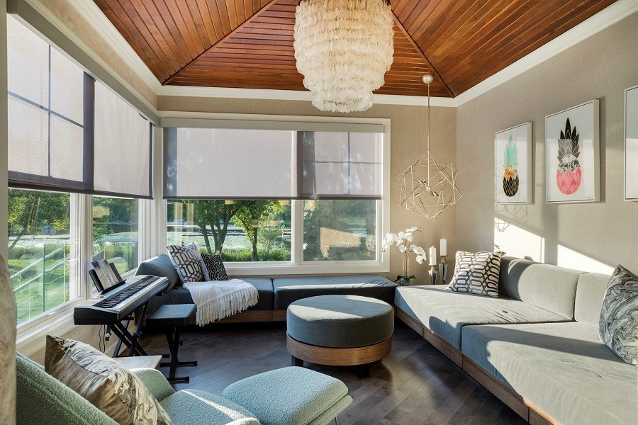 Top 3 Reasons You Need Motorized Lutron Shades